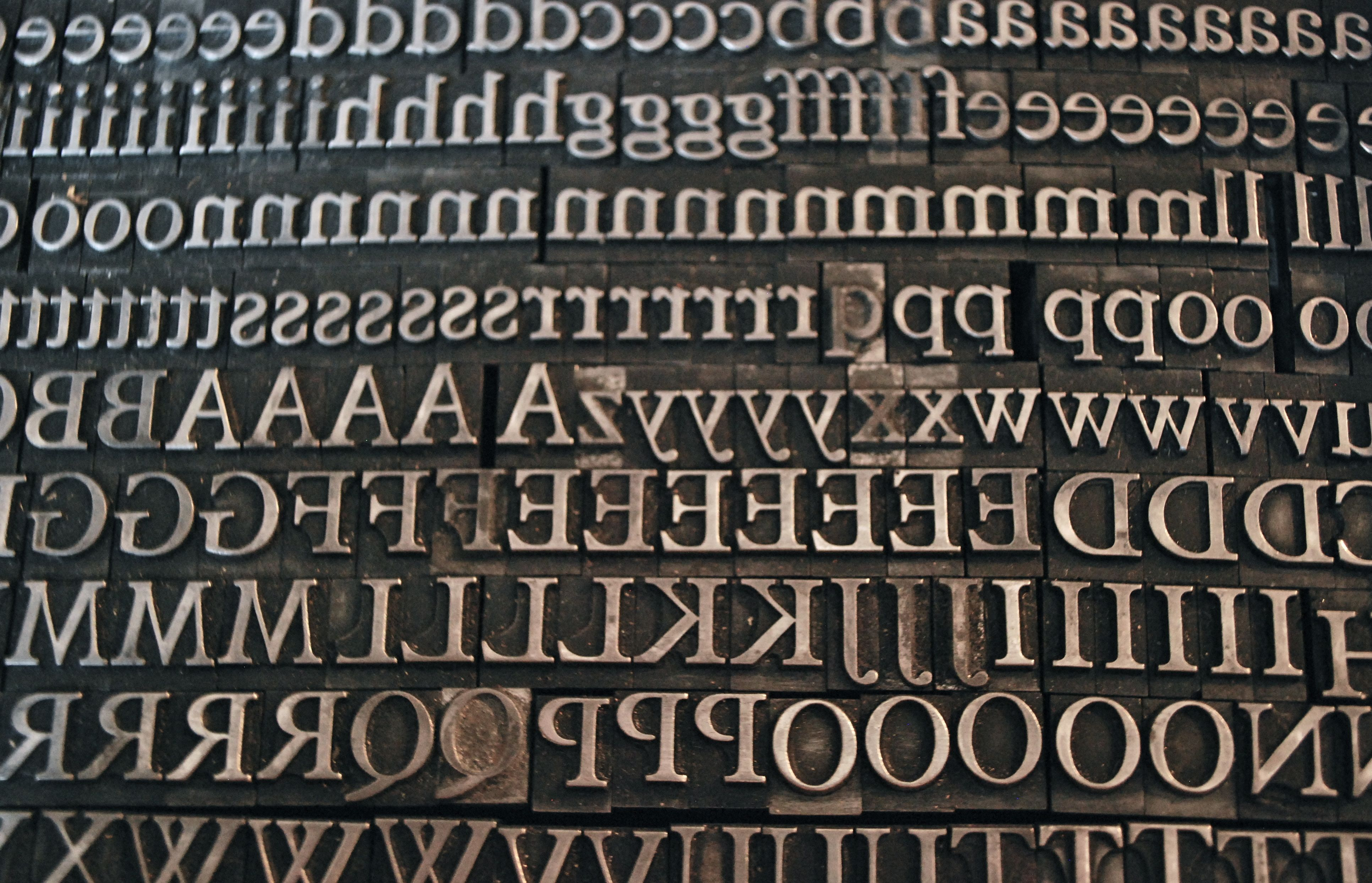 Plantin_letterpress