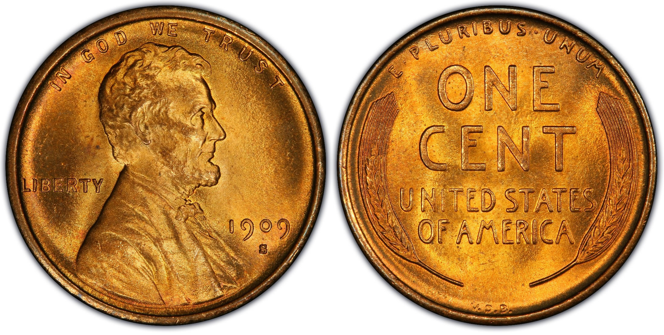 1909_US_Penny