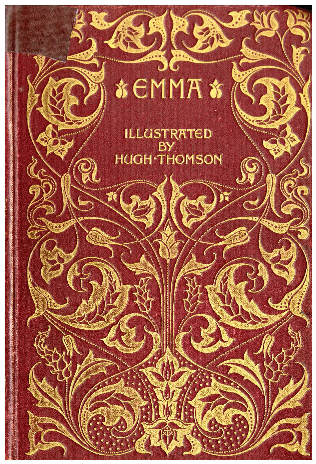 Emma_Hugh Tompson Illustrated Edition