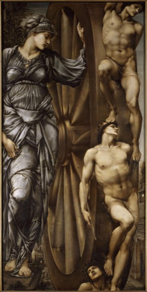 17. Burne-Jones_Roue de la fortune