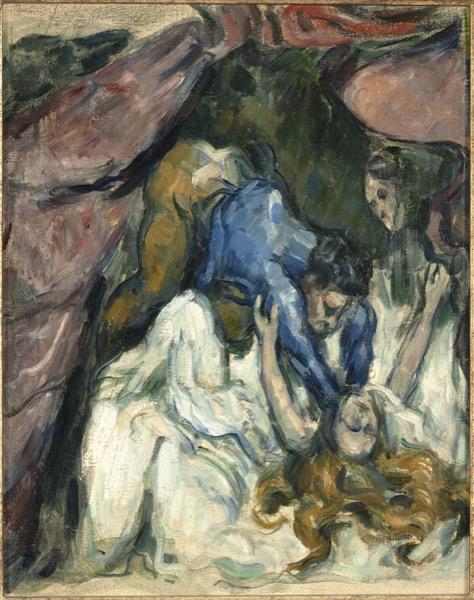 Cezanne_Femme etranglee