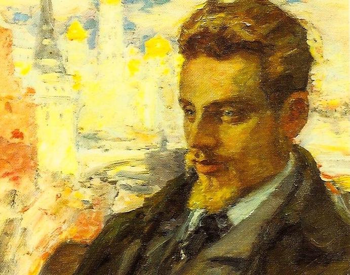 rilke in moscow 1928