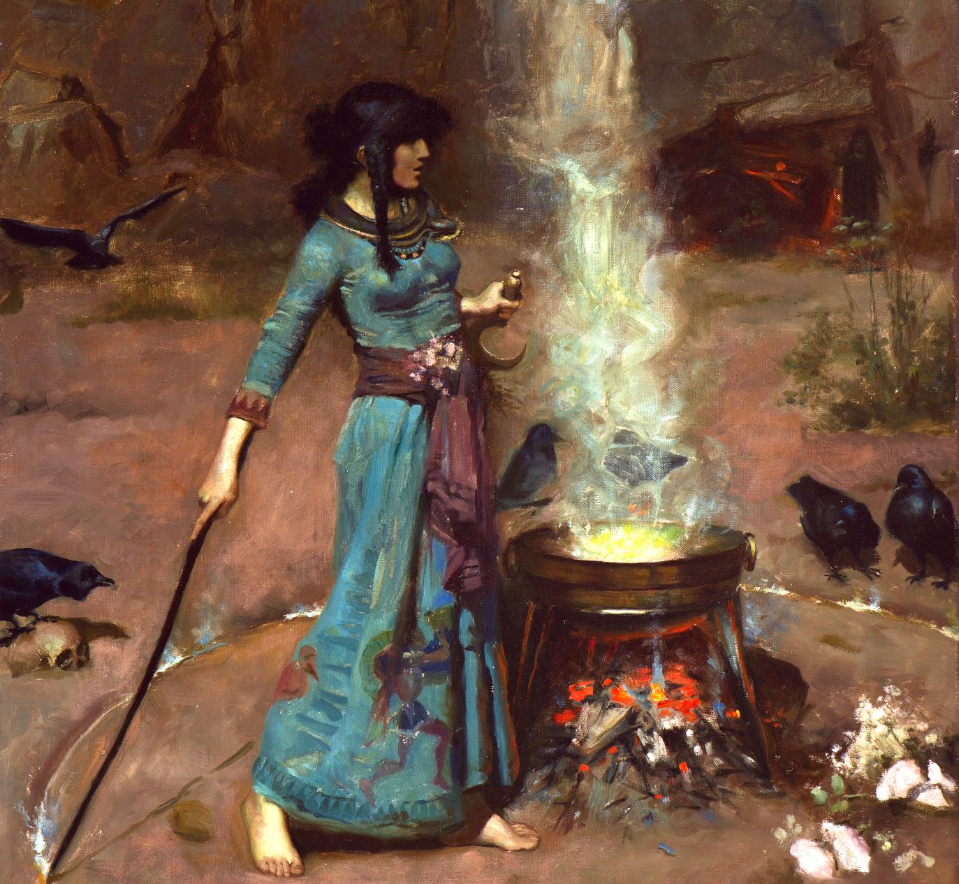 The Best Cauldons In Children S Books A Forgotten Contender