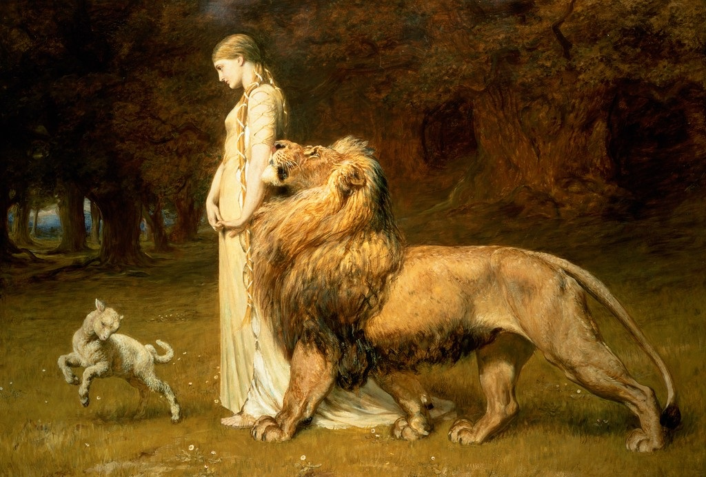 May s lion and le guin