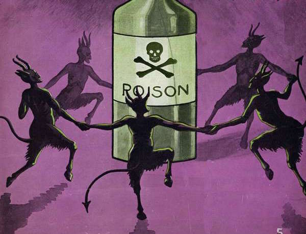 poison by roald dahl the poison of fear