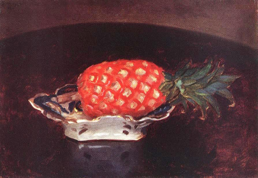 Ferenczy,_Karoly_-_Pineapple_(1911)