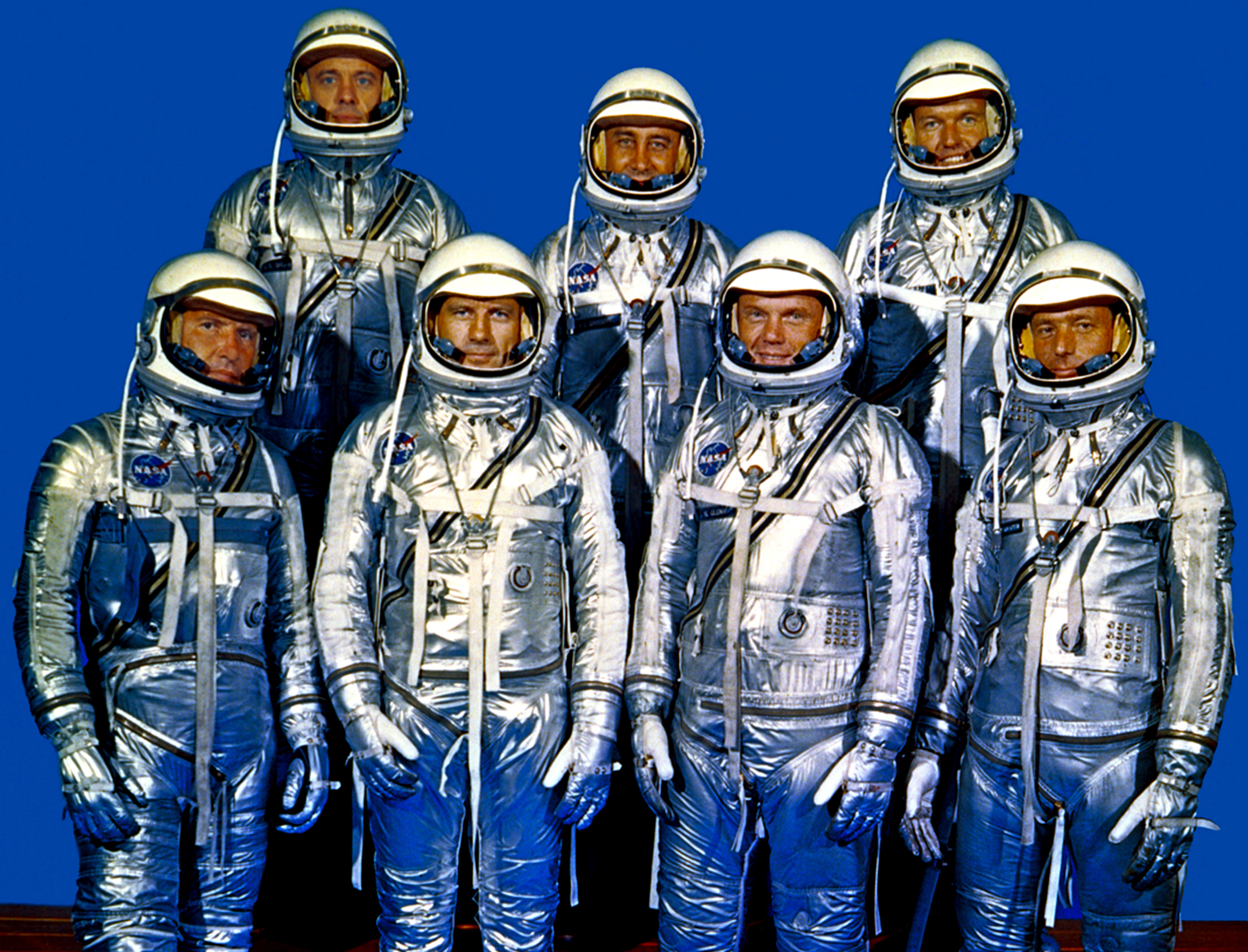 Original_7_Astronauts_in_Spacesuits_-_GPN-2000-001293