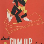 Don't Gum Up a Book, and Other News