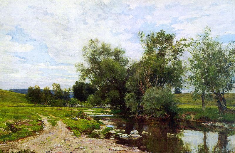 Hugh_Bolton_Jones_1900_On_the_Green_River copy
