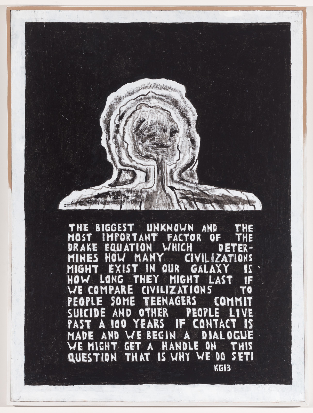 Untitled (The Biggest Unknown)