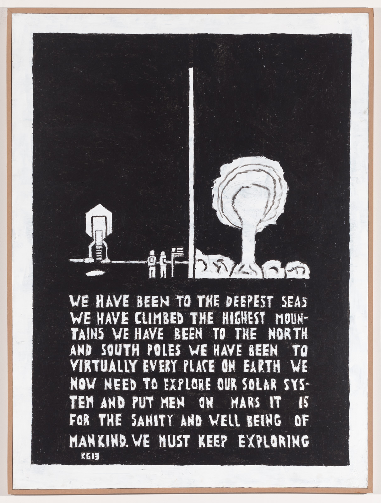 Untitled (The Deepest Seas)