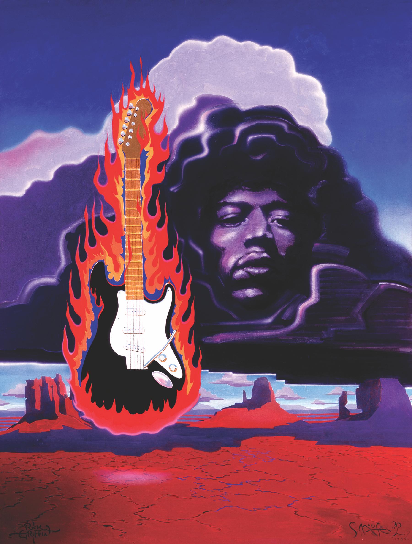 167 Jimi Hendrix