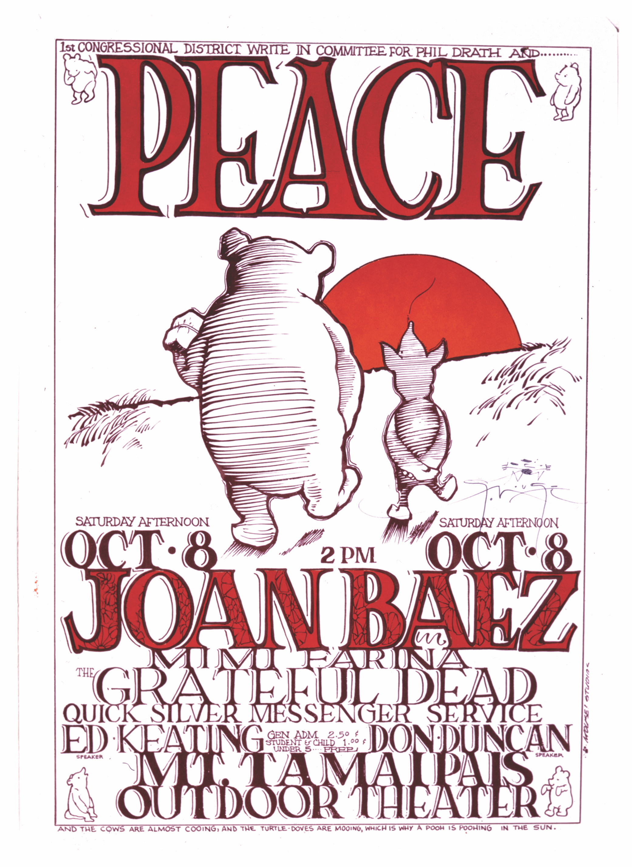 83 Peace Pooh
