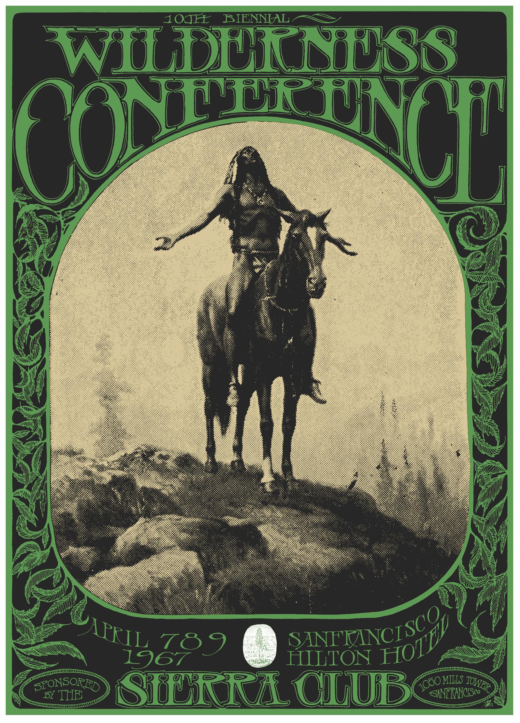 88 Wilderness Poster