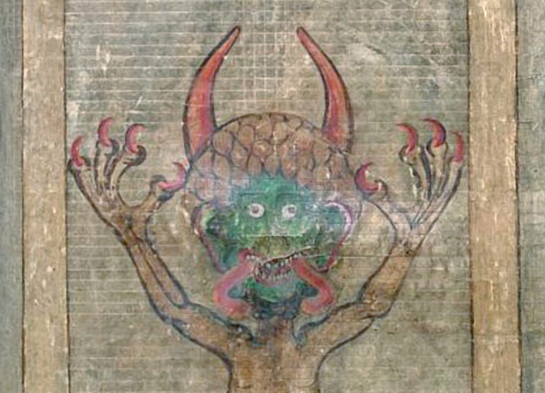 Codex-Gigas-Devil-enhanced