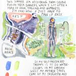 Flower Voyeur: A Comic