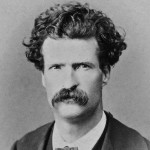 In Which Mark Twain Perspires