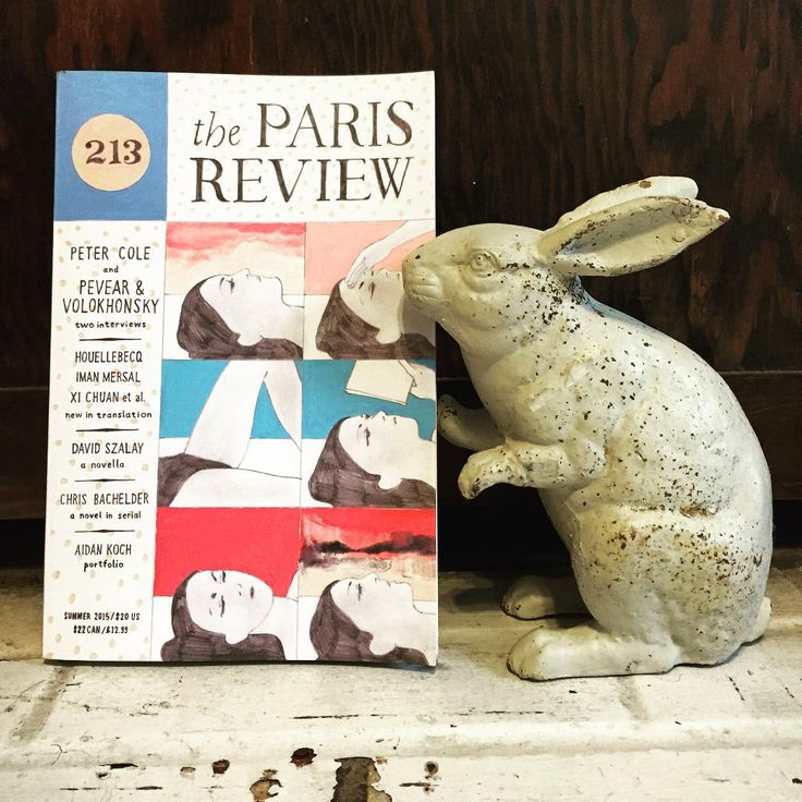 parisreviewbunny