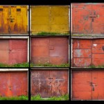 The Art of Weathered Lithuanian Garage Doors, and Other News