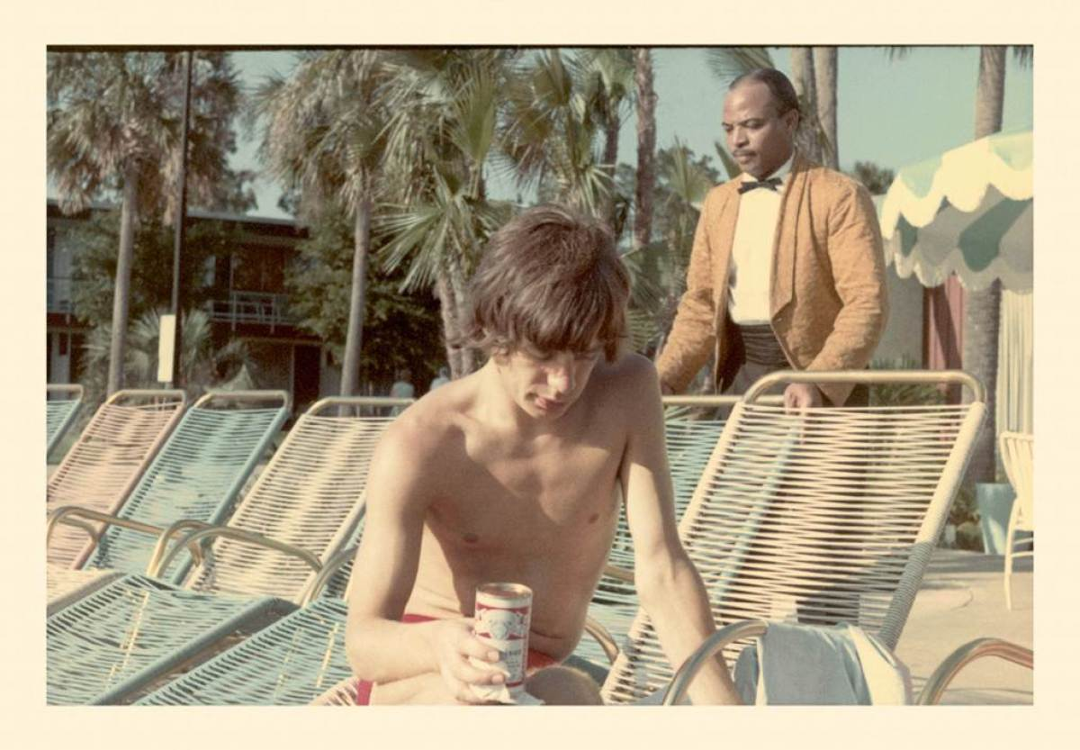The Paris Review - Blog Archive Searching for Mick Jagger's Muse in  Clearwater, Florida