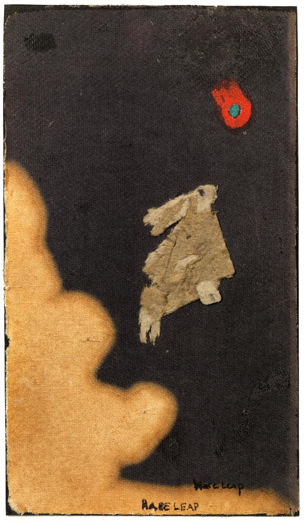 """Rare Leap"" by Robert Seydel, n.d. © the Estate of Robert Seydel"