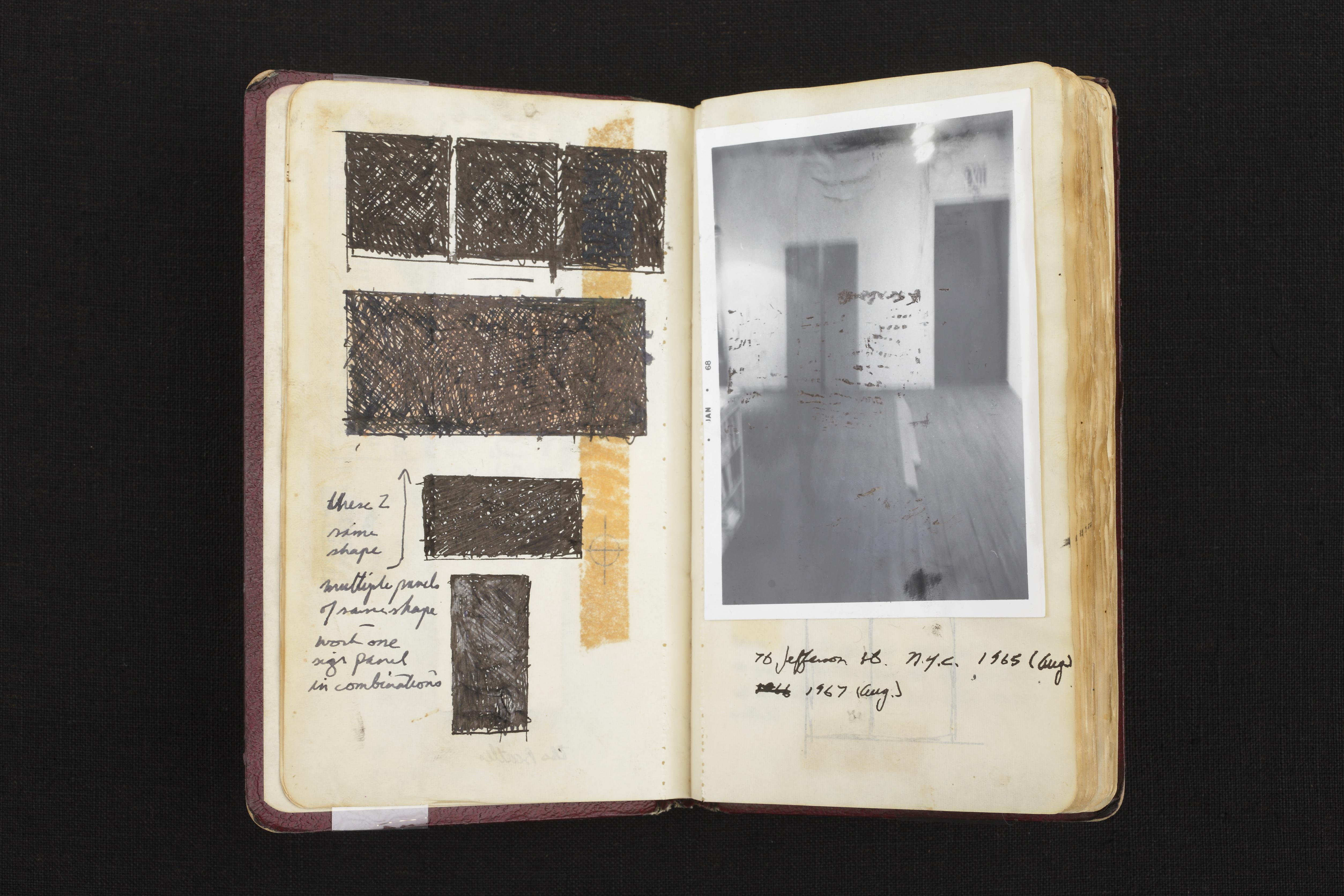 BriceMarden_Notebook_Feb1968