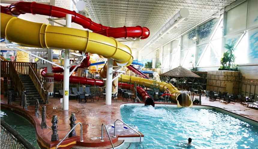 Wisconsin Dells Spa Wisconsin Dells Resort: Why Not? Thanksgiving At An Indoor Waterpark In Wisconsin