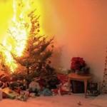 Brushfire at Christmas