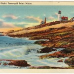 February: Pemaquid Point