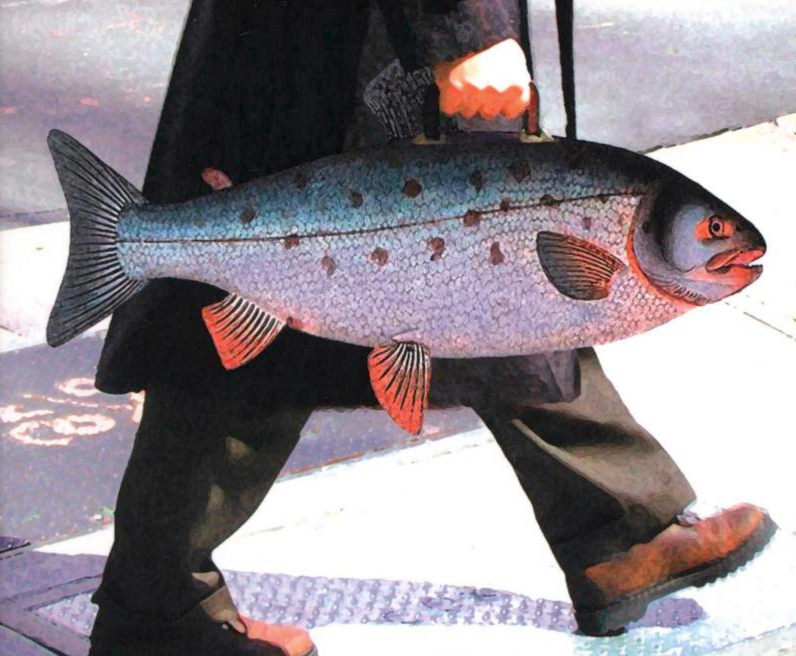 umberto eco how to travel a salmon  from the archive