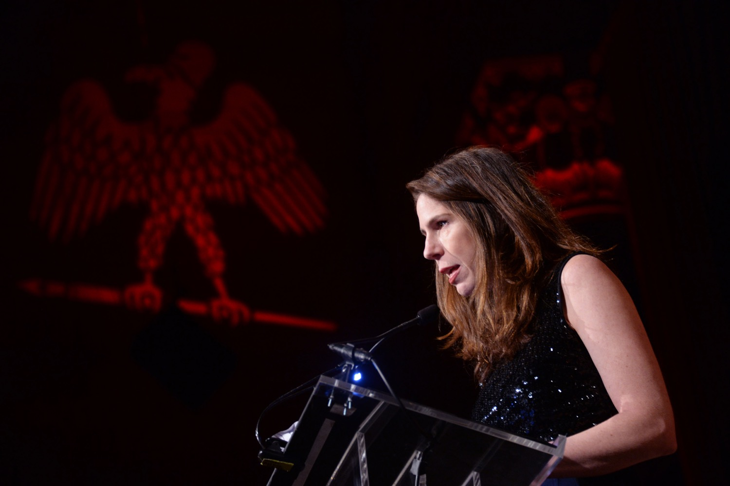 Rachel Kushner== The Paris Review 2016 Spring Revel== Cipriani 42nd Street, NYC== April 5, 2016== ©Patrick McMullan== Photo - Clint Spaulding/PMC==
