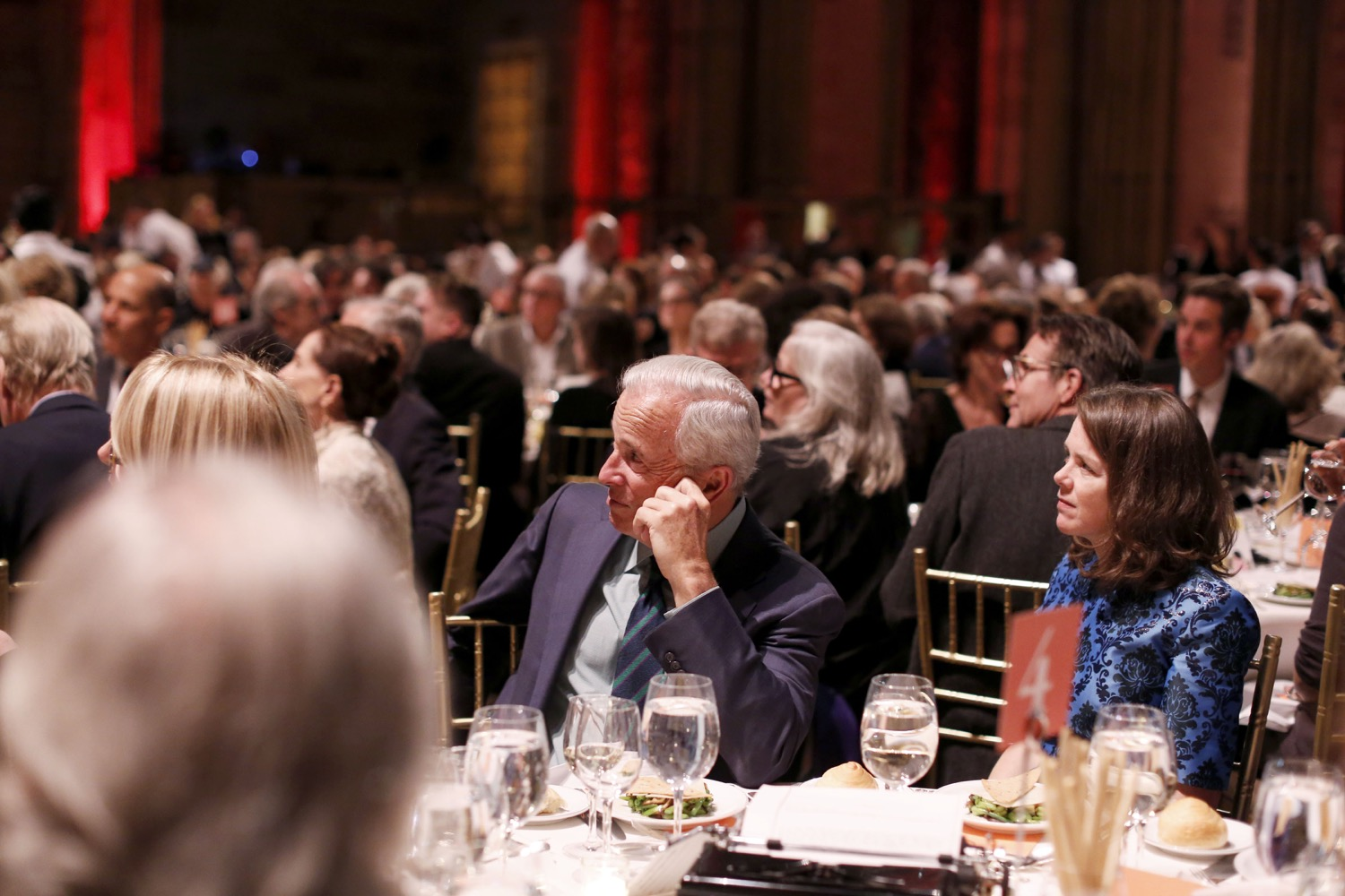 Atmosphere== The Paris Review 2016 Spring Revel== Cipriani 42nd Street, NYC== April 5, 2016== ©Patrick McMullan== Photo - Clint Spaulding/PMC==