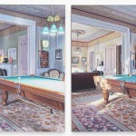 Time Diptychs, Mirrored Rooms