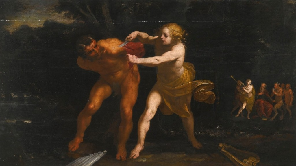 Francesco Montelatici, Apollo Flaying Marsyas.
