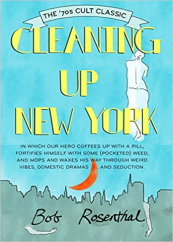 Cleaning Up New York by Bob Rosenthal.