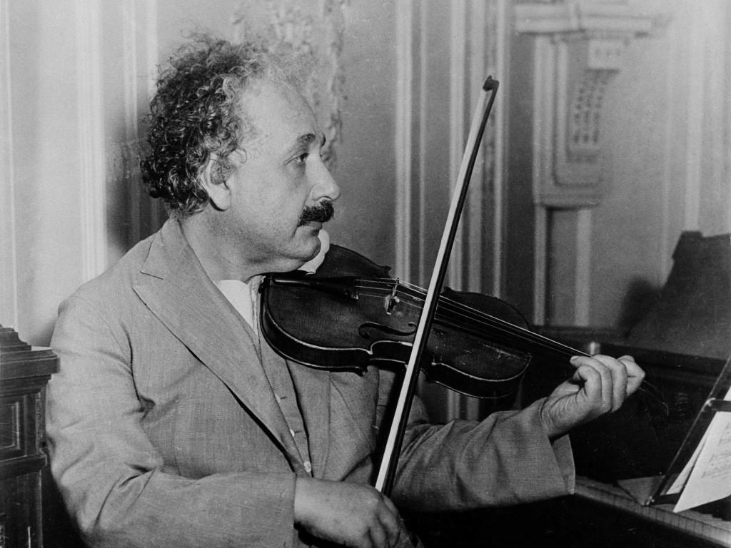 EinsteinViolin