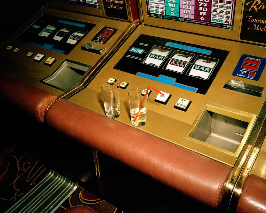 Martin Hyers and William Mebane, Vegas 002324, 2008
