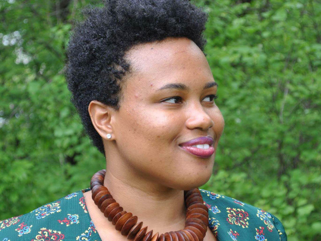 Photo of Alexia Arthurs by Kaylia Duncan.