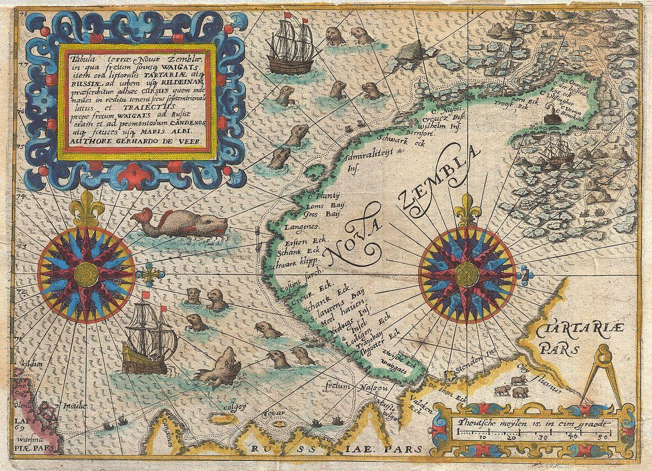Home Monster Netherlands Map oldmap Poem