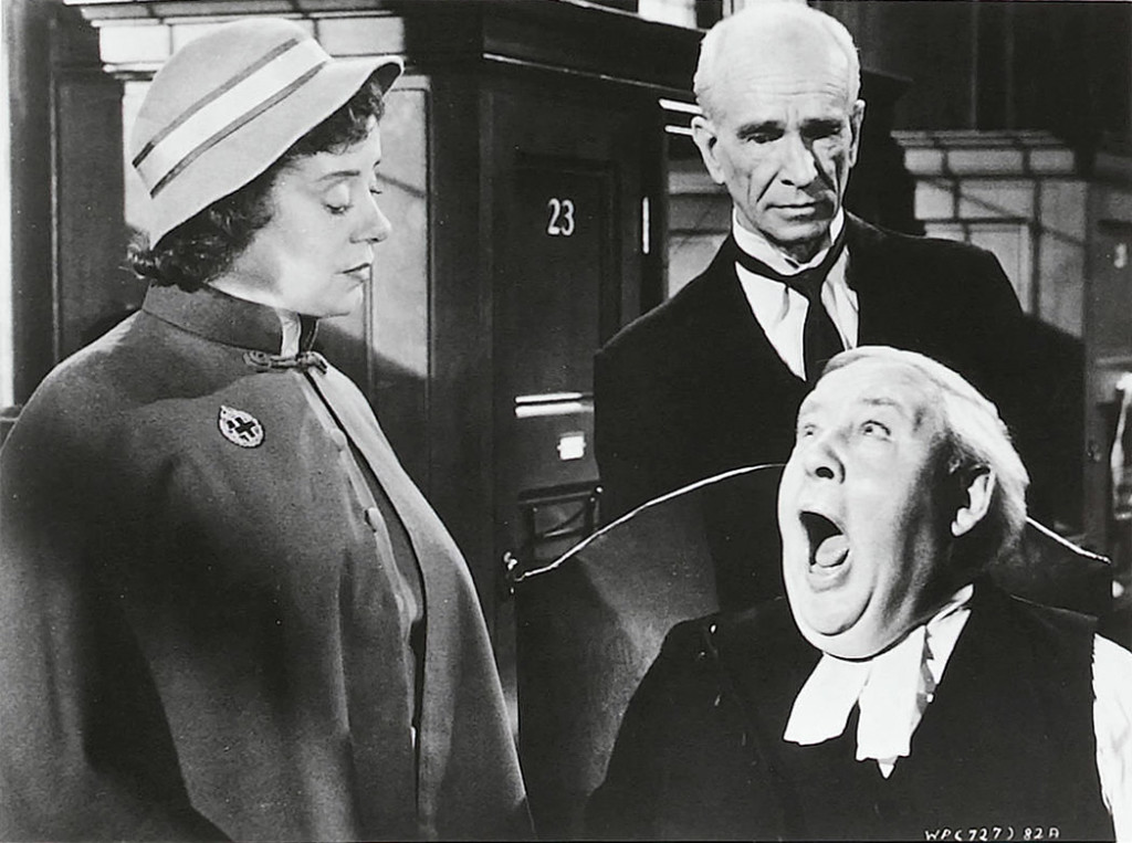 Witness for the Prosecution movie still, 1957.