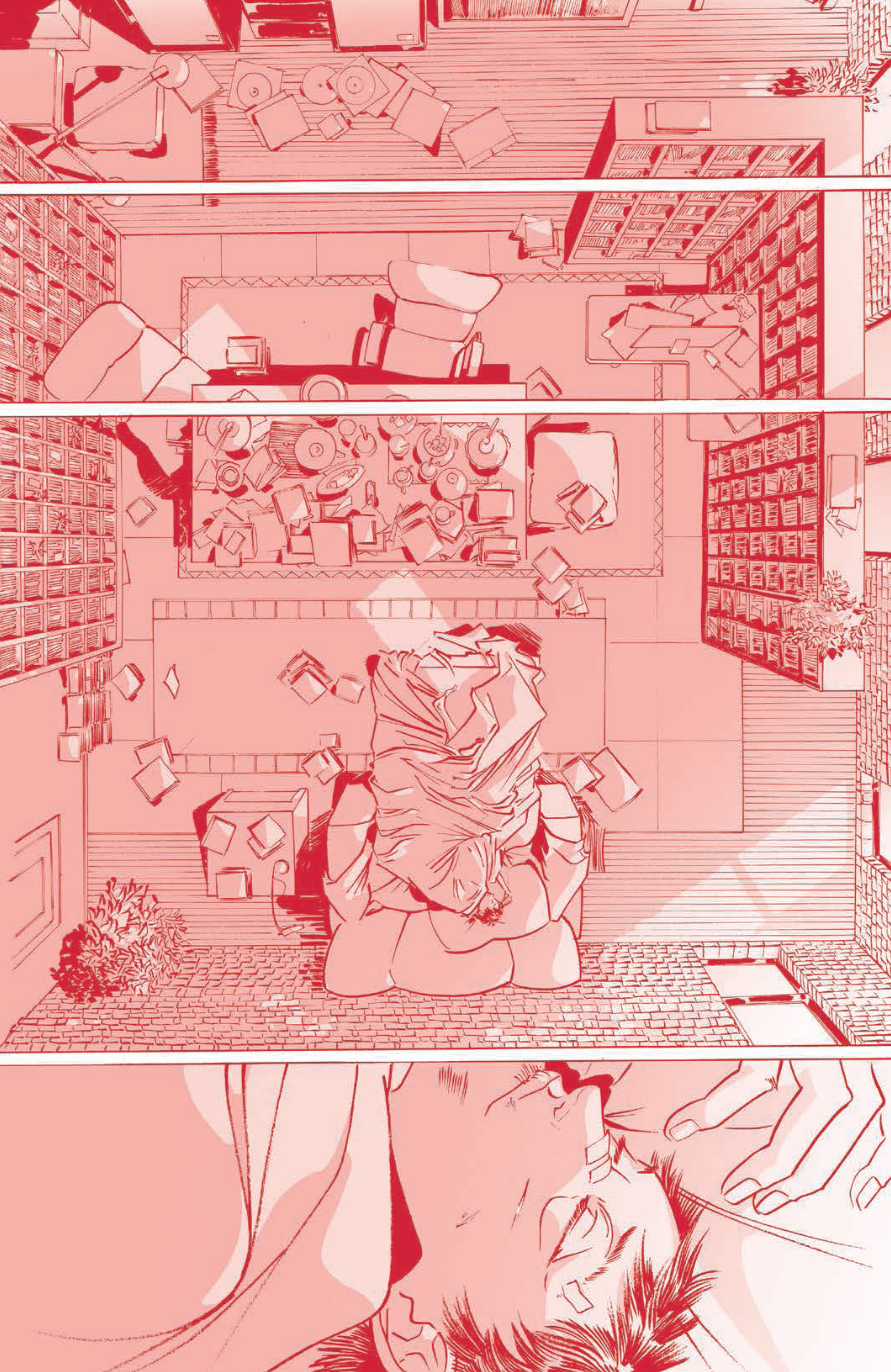 """From Emma Ríos's """"I.D.,"""" in issue #2."""