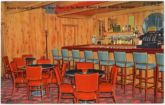Knot's_Cocktail_Bar_--_the_bright_spot_of_the_north,_Alpena_Hotel,_Alpena,_Michigan_(67865)