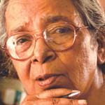 Mahasweta Devi, 1926–2016