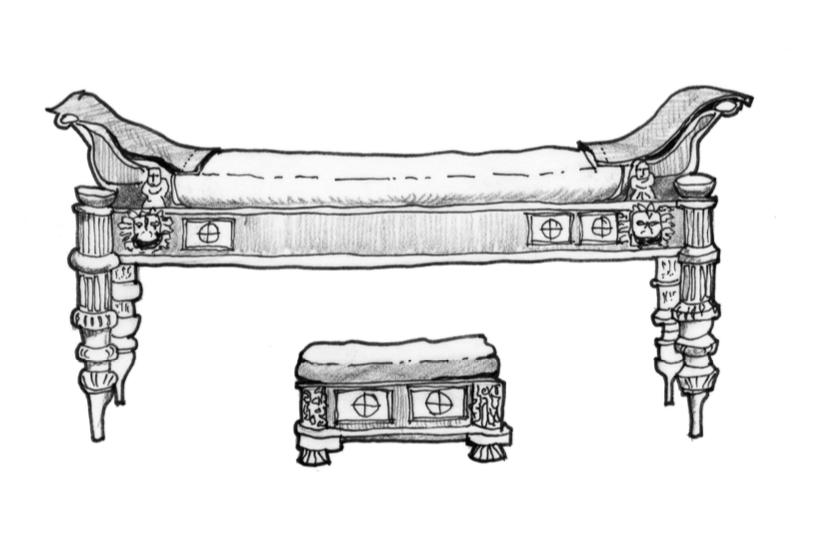 Witold Rybczynski, Roman couch.