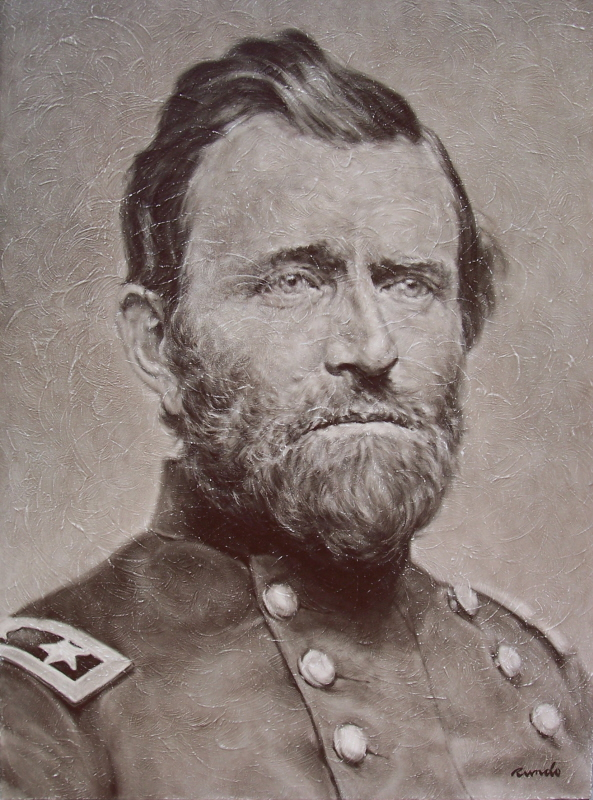 Ulysses S Grant Repaired My Parents Dryer