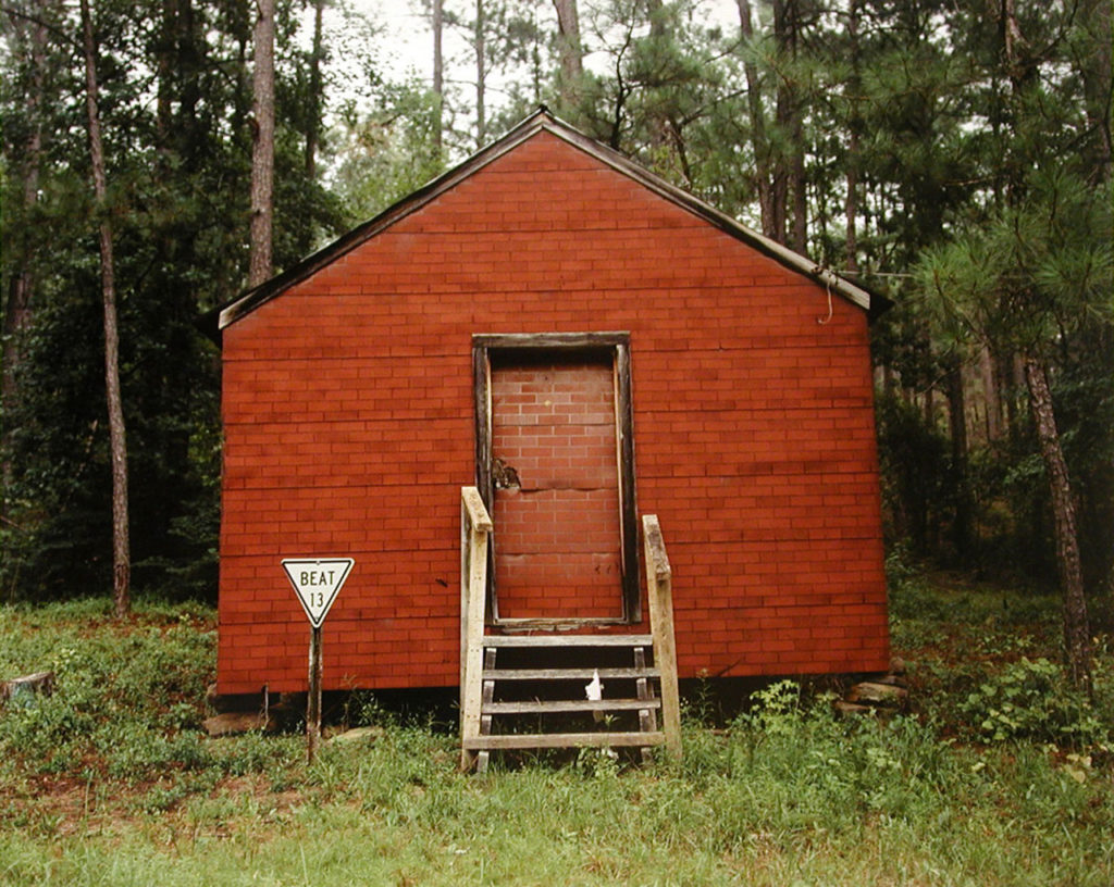 William Christenberry's South