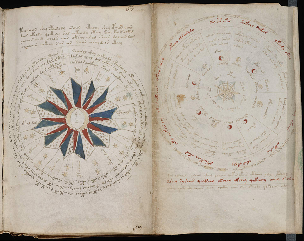The Delightful Mysteries of 'The Voynich Manuscript'