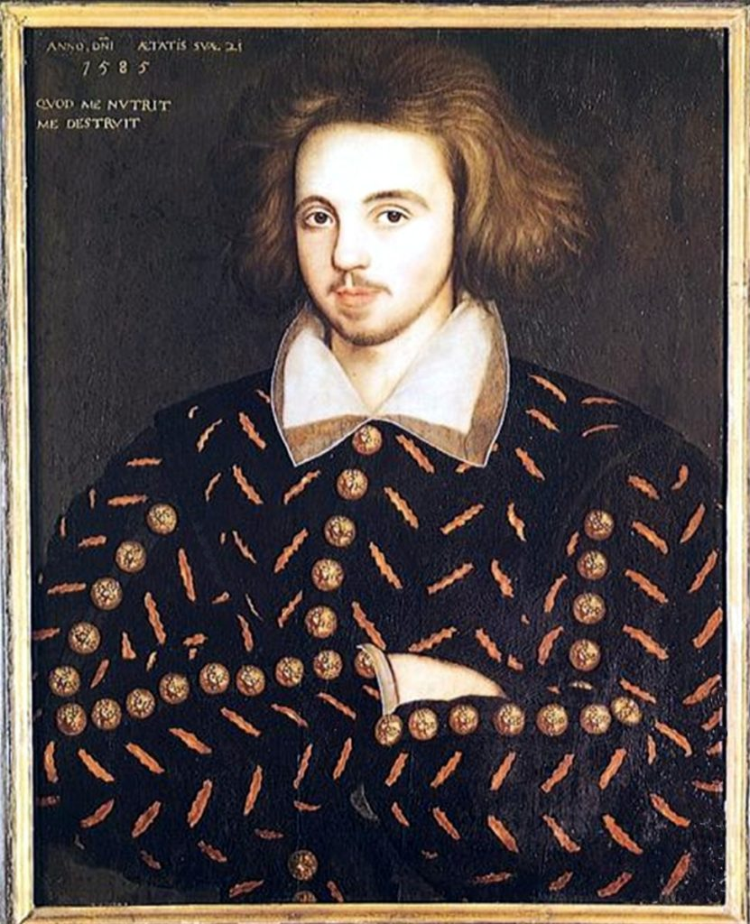 an essay on the pride and greed of faustus by christopher marlowe