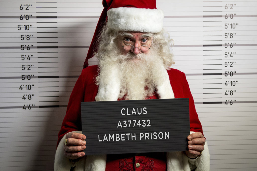 The Captured Santa Why Pop Culture Loves To Lock Up Claus