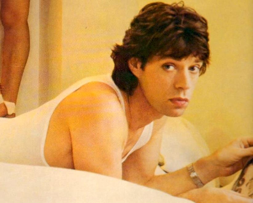 Mick Jagger's Lost Memoir